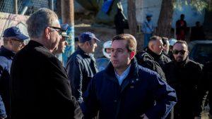 Κάλεσμα του Νότη Μηταράκη για συγκρότηση ομάδας εργασίας για το κλείσιμο των ανοιχτών δομών στα νησιά του Βόρειου Αιγαίου