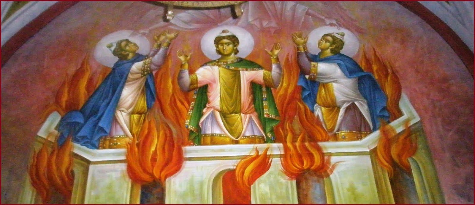 Η Πυροσβεστική Υπηρεσία Σάμου γιορτάζει τους προστάτες της