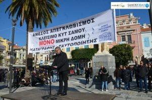 Βασίλης Πανουράκης: Δεν σκοπεύουμε να ανεχτούμε άλλο αυτή την καταστροφή που χρόνο με τον χρόνο υποβαθμίζει παγκοσμίως τον τόπο μας