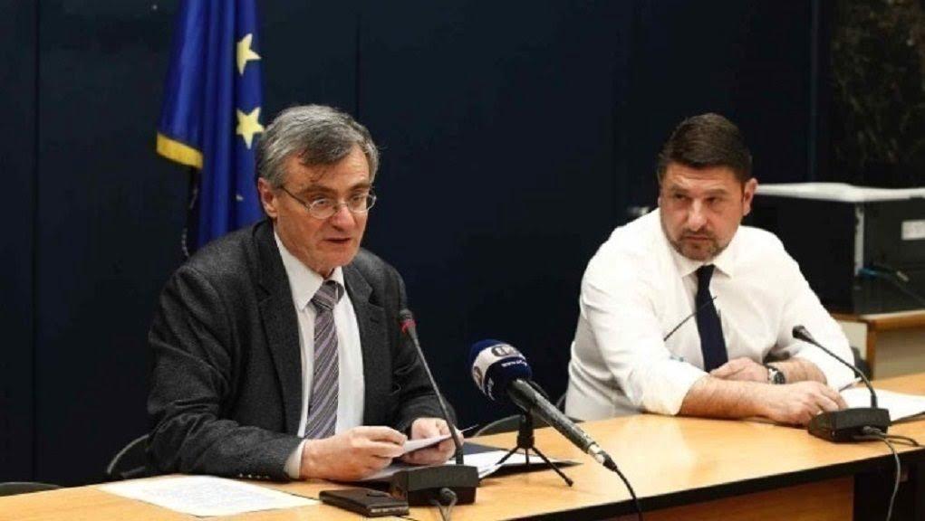 Σ. Τσιόδρας: Θα είχαμε χιλιάδες θύματα χωρίς τα μέτρα. Στους 173 οι νεκροί, 10 νέα κρούσματα στην Ελλάδα