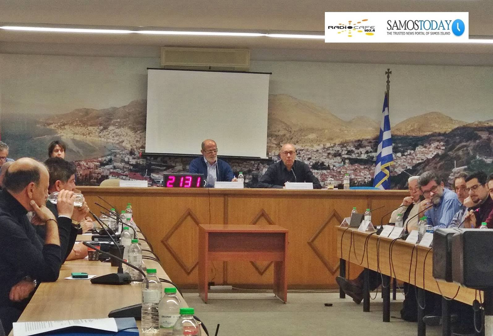 Την αναστολή των κινητοποιήσεων στη θέση «ΖΕΡΒΟΥ» αποφάσισε το Δημοτικό Συμβούλιο. Αντιδράσεις από κατοίκους