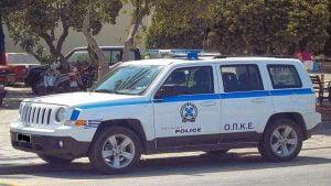 Σύλληψη δύο (2) αλλοδαπών στη Σάμο, για απόπειρα κλοπής