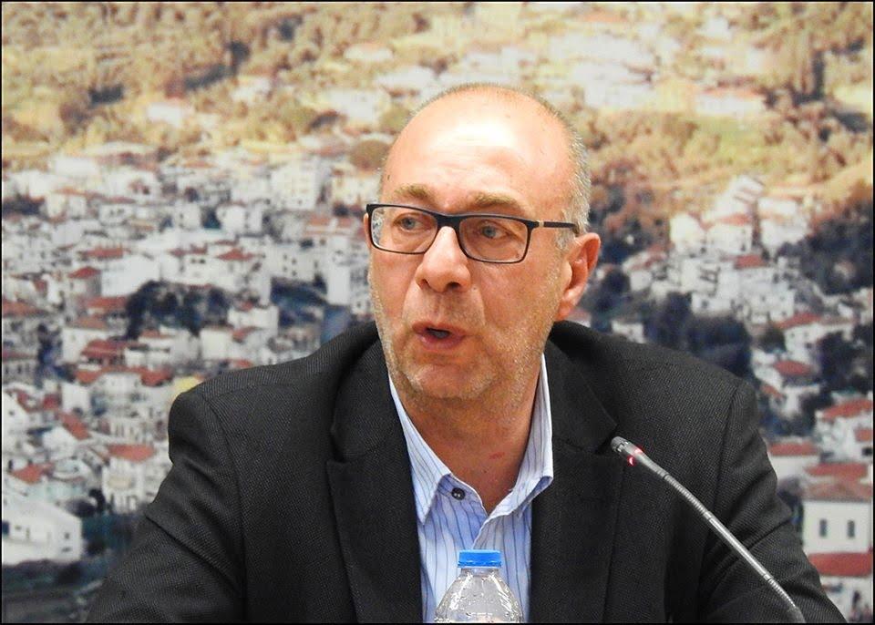 Γιώργος Στάντζος: Να παραταθούν και πέραν της 07 Ιουνίου τα μέτρα για το ΚΥΤ Σάμου