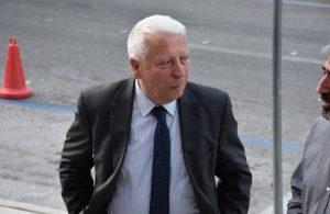 Συνάντηση Κώστα Μουτζούρη με τον πρώην Γενικό Γραμματέα Αιγαίου και Νησιωτικής Πολιτικής Δημήτρη Χαλκιώτη