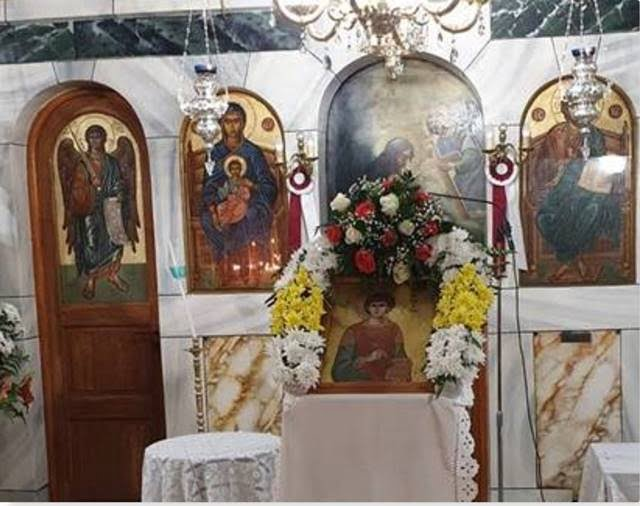 Γιόρτασαν τον Άγιο Παντελεήμονα στο Γενικό Νοσοκομείο Σάμου