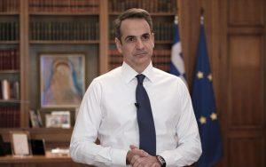 Κ. Μητσοτάκης: Απαγόρευση άσκοπης κυκλοφορίας πολιτών από τη Δευτέρα (23/03)