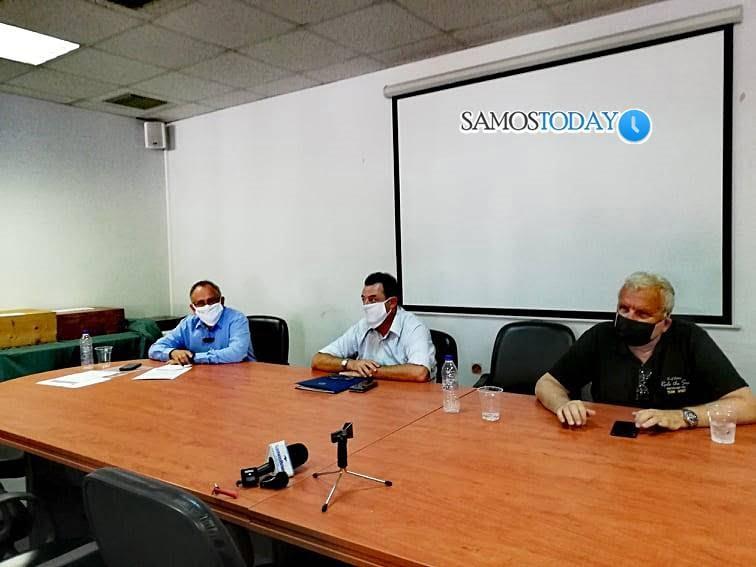 Χρήστος Ροϊλός (Δκτής 2ης ΥΠΕ): Έγινε ότι μπορούσε να γίνει για το Νοσοκομείο της Σάμου και θα συνεχίσει να γίνεται…