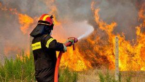 Πολύ υψηλός κίνδυνος πυρκαγιάς για την Παρασκευή  04-09-2020