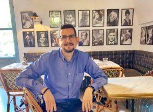 Νέο μέλος στην Ένωση Νέων Αυτοδιοικητικών Ελλάδος (ΕΝΑ) ο Γιώργος Διονυσίου, Αντιδήμαρχος Ανατολικής Σάμου