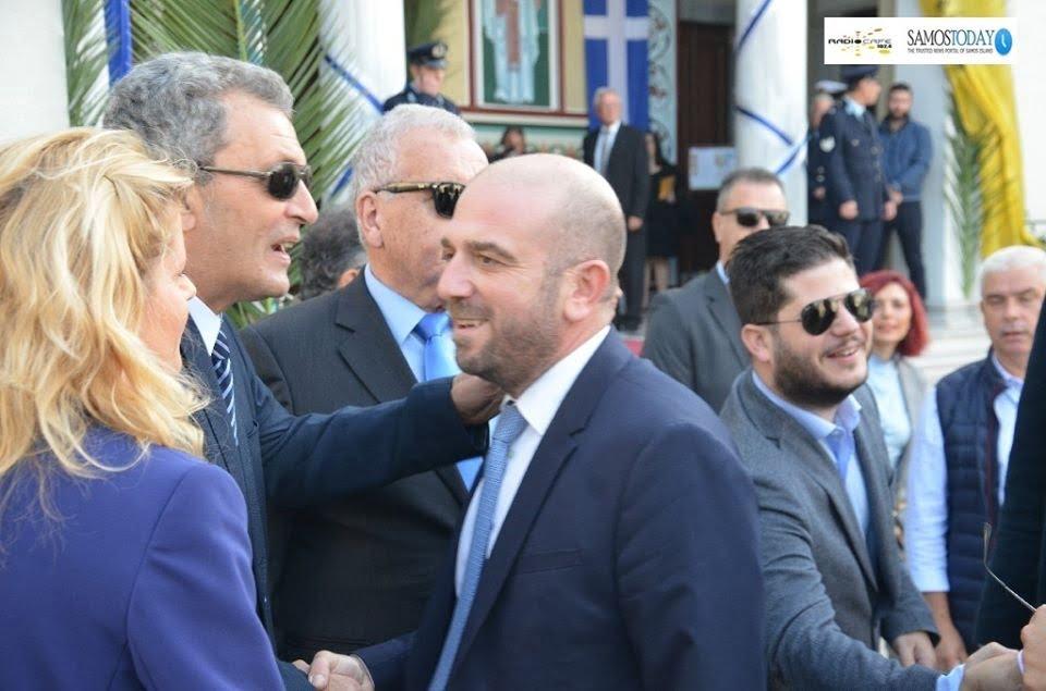 Μάνος Λογοθέτης: Το ΚΥΤ στη θέση Ζερβού προχωρά κανονικά και οι εργασίες υποδομής ολοκληρώνονται τέλος Δεκέμβρη