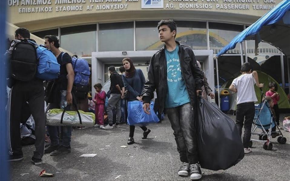 2.380 ευάλωτα άτομα μετακινούνται άμεσα από τις δομές φιλοξενίας των 5 νησιών του Ανατολικού Αιγαίου, σε δομές της ενδοχώρας.