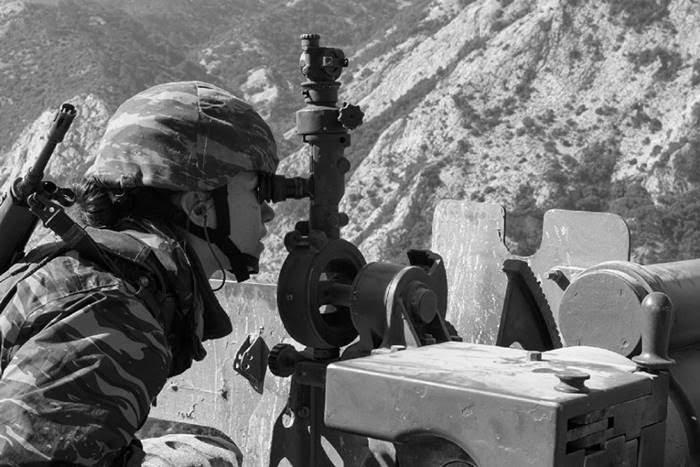 Βολές διαφόρων όπλων της 79 ΑΔΤΕ. Δείτε τα επικίνδυνα σημεία