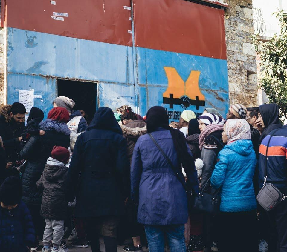 Καμπάνια «Ο Πειραιάς υιοθετεί τους πρόσφυγες στη Σάμο». Ευχαριστήριο της παράταξης «Η Σάμος αλλάΖΕΙ»