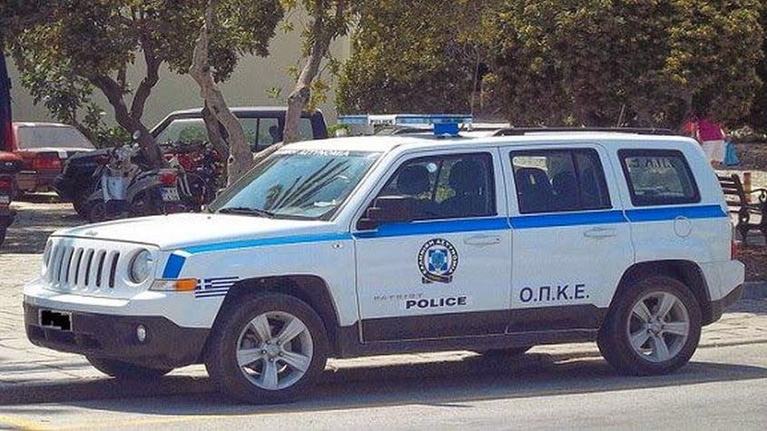 Εξιχνίαση κλοπής δίκυκλης μοτοσυκλέτας από αστυνομικούς της Ο.Π.Κ.Ε.