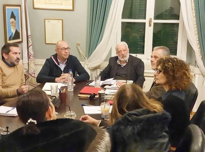 Συναντήσεις του Δήμου Ανατολικής Σάμου με φορείς για τον Ιαματικό Τουρισμό, το Μουσείο Ναυπηγικών και Ναυτικών Τεχνών του Αιγαίο και εναλλακτικές μορφές τουρισμού