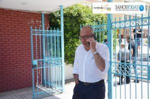 Γιώργος Στάντζος: «Το νησί βρίσκεται σε κατάσταση έκτακτης ανάγκης». Έκτακτη σύσκεψη απόψε με τους επικεφαλής των Δημοτικών παρατάξεων