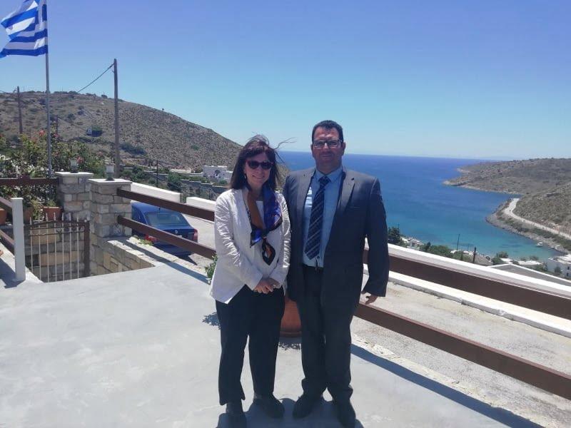 Το «κρασί των θεών» (Samos Nectar) προσφέρθηκε στην πρόεδρο της Δημοκρατίας!