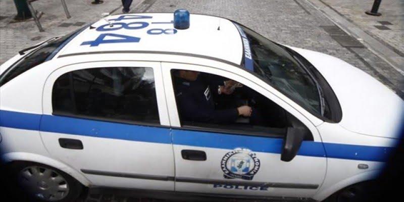 Σύλληψη αλλοδαπής για διάπραξη κλοπής