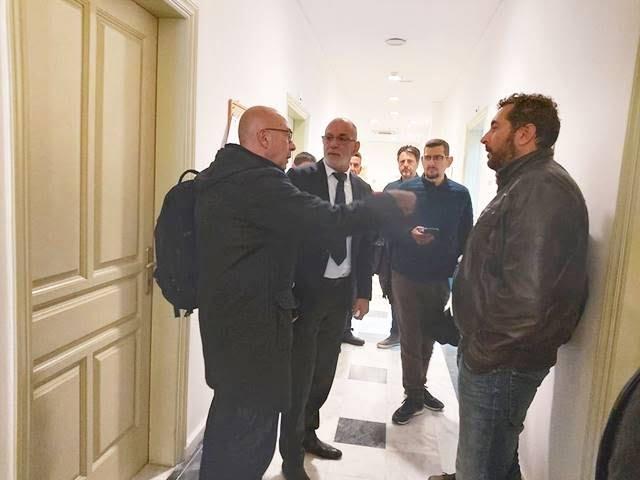 Γιώργος Στάντζος: «Προσφύγαμε στη δικαιοσύνη, εδώ που πρέπει να είναι το απάγκιο του καθενός Έλληνα και Ευρωπαίου πολίτη» (ηχητικό)
