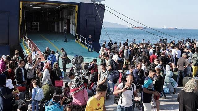 Μεταναστευτικό: Στο «κόκκινο» τα νησιά του Β. Αιγαίου με πάνω από 6.850 αφίξεις μόνο τον Οκτώβρη