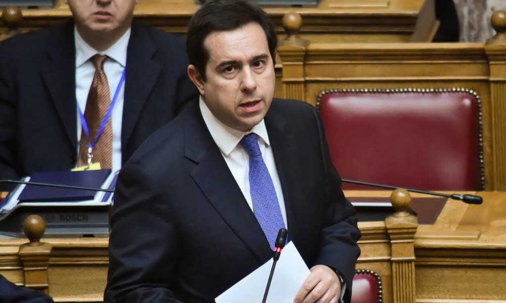 H απάντηση του Υπουργού κ. Νότη Μηταράκη στον κ. Γιώργο Κολλάρο για τις εξελίξεις στο νέο ΚΥΤ στη θέση «ΖΕΡΒΟΥ»