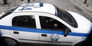 Σύλληψη αλλοδαπού για διάπραξη κλοπής