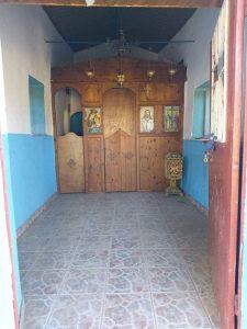 Ενημέρωση από την Ι.M. Σάμου για τη βεβήλωση του Ιερού παρεκκλησίου Αγίων Κωνσταντίνου και Ελένης πλησίον του ΚΥΤ