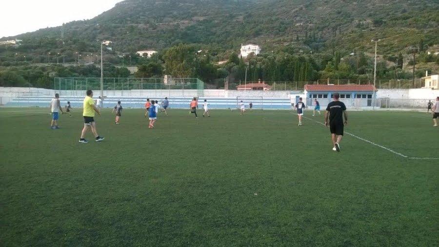 Από Δευτέρα (25-5-20) επιτρέπεται η χρήση των οργανωμένων ανοικτών αθλητικών εγκαταστάσεων από τους αθλούμενους πολίτες