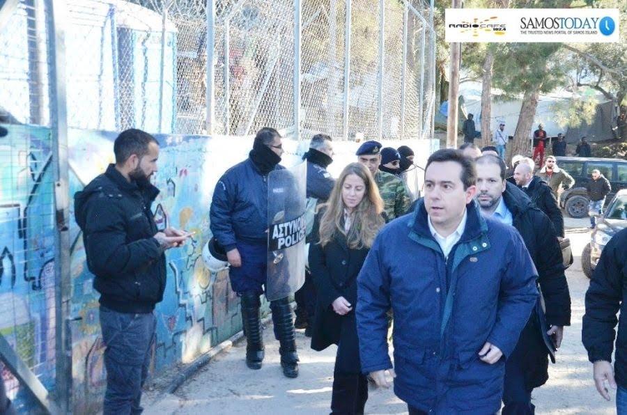 Θετικό για πρώτη φορά το ισοζύγιο αποχωρήσεων-αφίξεων για τη χώρα μας – Αποσυμφόρηση δομών και στα νησιά και στην ηπειρωτική Ελλάδα