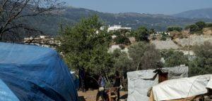 Γιατροί Χωρίς Σύνορα: Σήμα κινδύνου για τον καταυλισμό στο Βαθύ της Σάμου