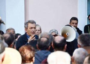 Επιστολή Δημάρχου Αλέξανδρου Λυμπέρη στον πρόεδρο του ΕΟΔΥ