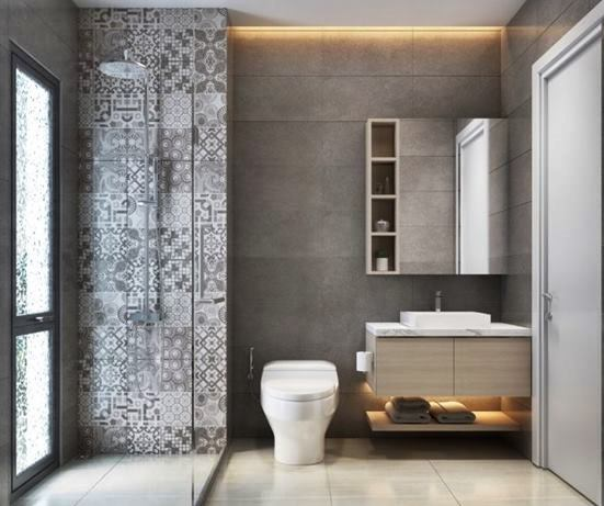 Πώς να ανακαινίσετε το μικρό σας μπάνιο;