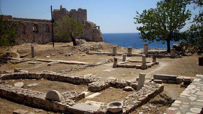 Ομάδα Πολιτών για την Αρχαία Σάμο (για την προστασία- ανάδειξη και αξιοποίηση αρχαίων - βυζαντινών και μεταβυζαντινών μνημείων της Σάμου