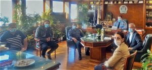 Συναντήσεις των προέδρων Ενώσεων Αστυνομικών Αιγαίου μέσω των προέδρων τους με θεσμικούς φορείς στην Αθήνα