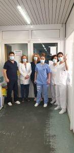 Εξιτήριο για δύο ασθενείς που νόσησαν (Covid-19) από το Νοσοκομείο Σάμου