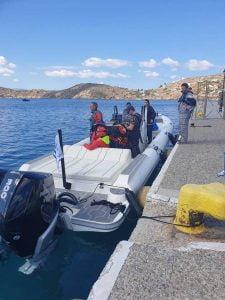 ΕΟΔΥ και Ομάδα Αιγαίου σε μικρά και ακριτικά νησιά για ελέγχους COVID-19 των κατοίκων τους