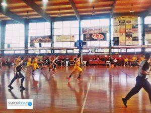 2η συνεχόμενη ήττα για την ομάδα του Καρλοβάσου στο μπάσκετ