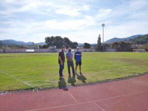 Επίσκεψη του Αντιπεριφερειάρχη Μεταναστευτικής Κρίσης και Αθλητισμού Δημήτρη Κουρσουμπά στη Σάμο