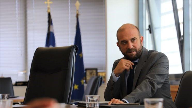 Ο Γενικός Γραμματέας Υποδοχής Αιτούντων Άσυλο κ. Μάνος Λογοθέτης στη συνεδρίαση του LIBE