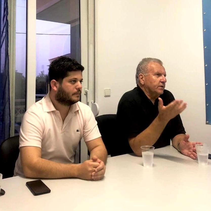 Γιάννης Μάρκου: «Μέχρι στιγμής υπάρχουν 2 υποψηφιότητες για τη θέση του προέδρου της ΔΕΕΠ Σάμου»