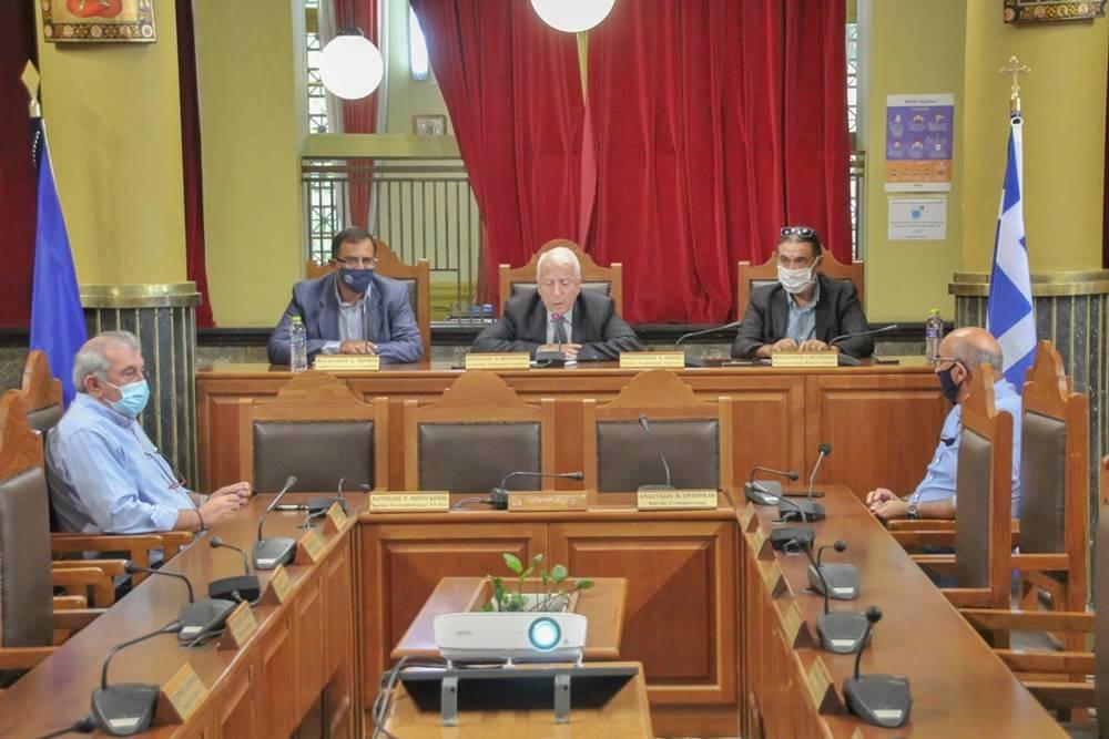 Συνεργασία Περιφέρειας Βορείου Αιγαίου με Μουσείο Απολιθωμένου Δάσους Λέσβου και Μουσείο Μυτιληνιών