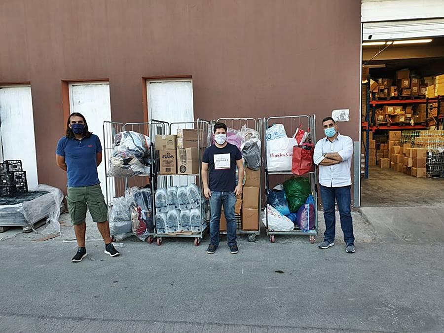 ΝΟΔΕ ΝΔ Σάμου: Αποστολή βοήθειας στους πλημμυροπαθείς της Καρδίτσας