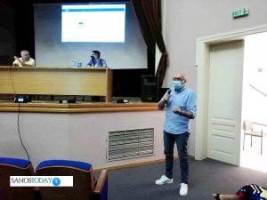 Παρουσιάσθηκε η «Νέα Εποχή του Ψηφιακού μετασχηματισμού στον Δήμο Ανατολικής Σάμου»