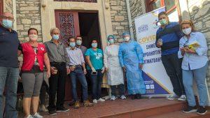 Αρνητικά τα σημερινά rapid test στους Μυτιληνιούς