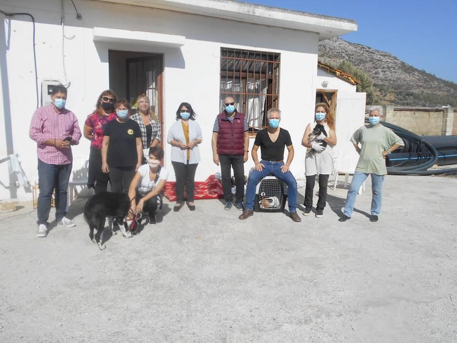 Φιλοζωϊκό Σωματείο Σάμου: Ευχαριστούμε όσους βοήθησαν στις μαζικές στειρώσεις με τον Victor Lans