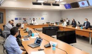 Σύσκεψη Αυγενάκη – Χαρδαλιά – Super League 1 για την εμπεριστατωμένη πρόταση επιστροφής φιλάθλων στα γήπεδα