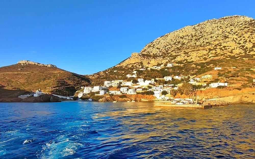 H Dodekanisos Seaways ένωσε για πρώτη φορά τη Θύμαινα Φούρνων με τον Πανορμίτη