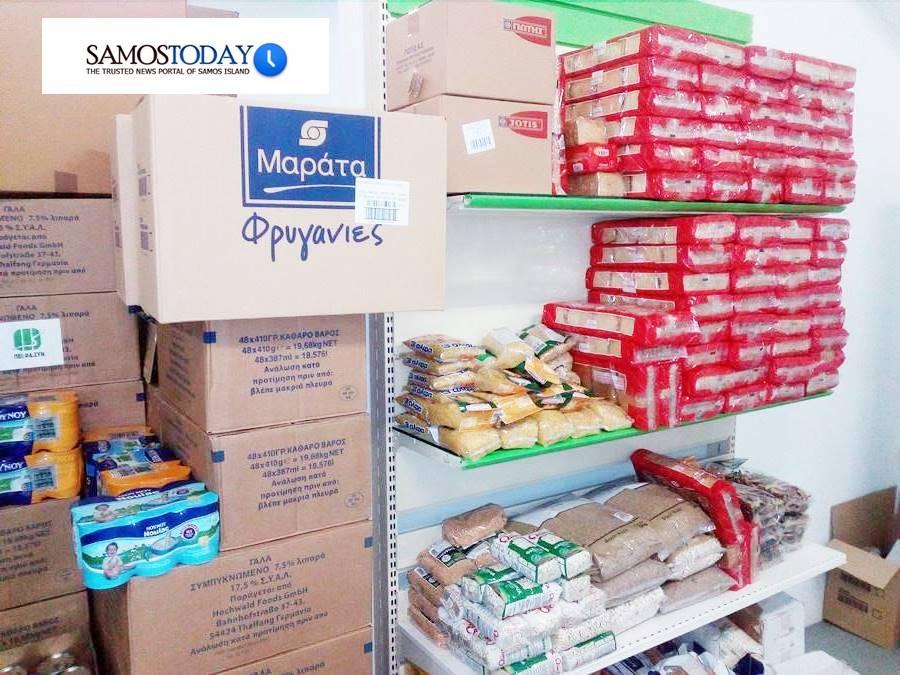 Δέσποινα Κάϊλα: «Πρέπει να πούμε ένα μεγάλο ευχαριστώ σε όλους τους Δήμους στην Ελλάδα που πρόσφεραν βοήθεια»
