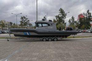 Στη Σάμο το 4ο νέο περιπολικό σκάφος του Λιμενικού Σώματος