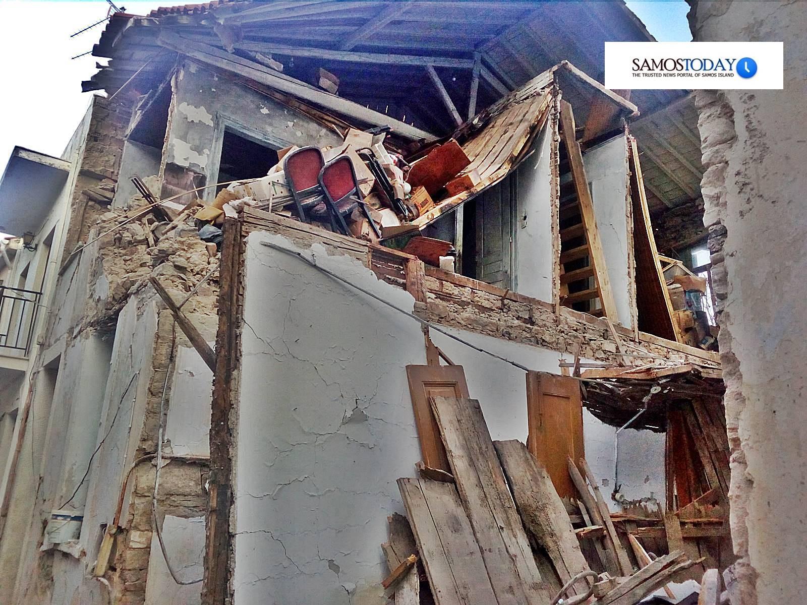 Προδιαγεγραμμένο έγκλημα η τραγωδία! Δεν έδωσαν προτεραιότητα στην αντισεισμική προστασία!